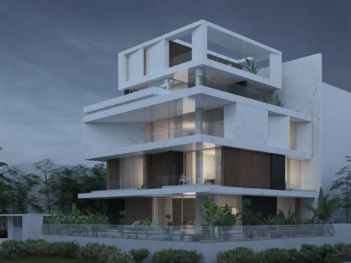 residence in glifada